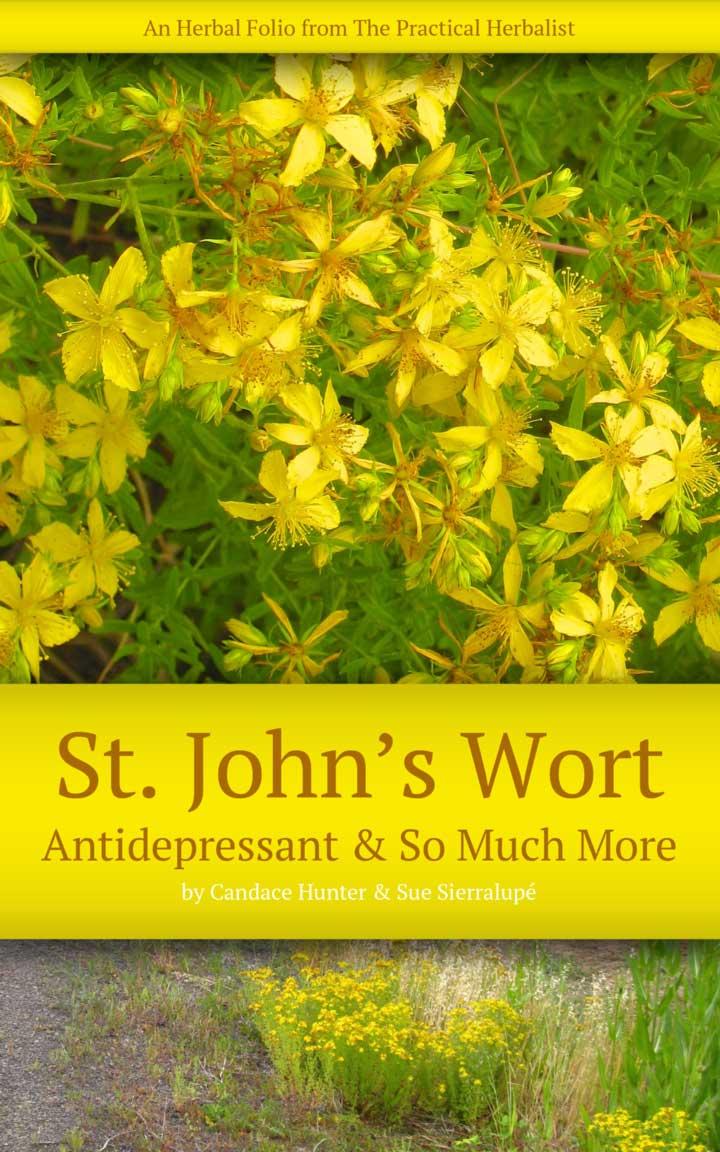 My Latest Herbal Folio Is Available On Amazon!