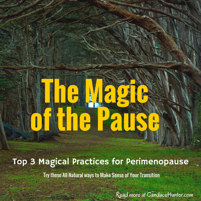 The Magic Of The Pause: Practices For Perimenopause