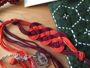 Handfasting Cord, Hand-dyed