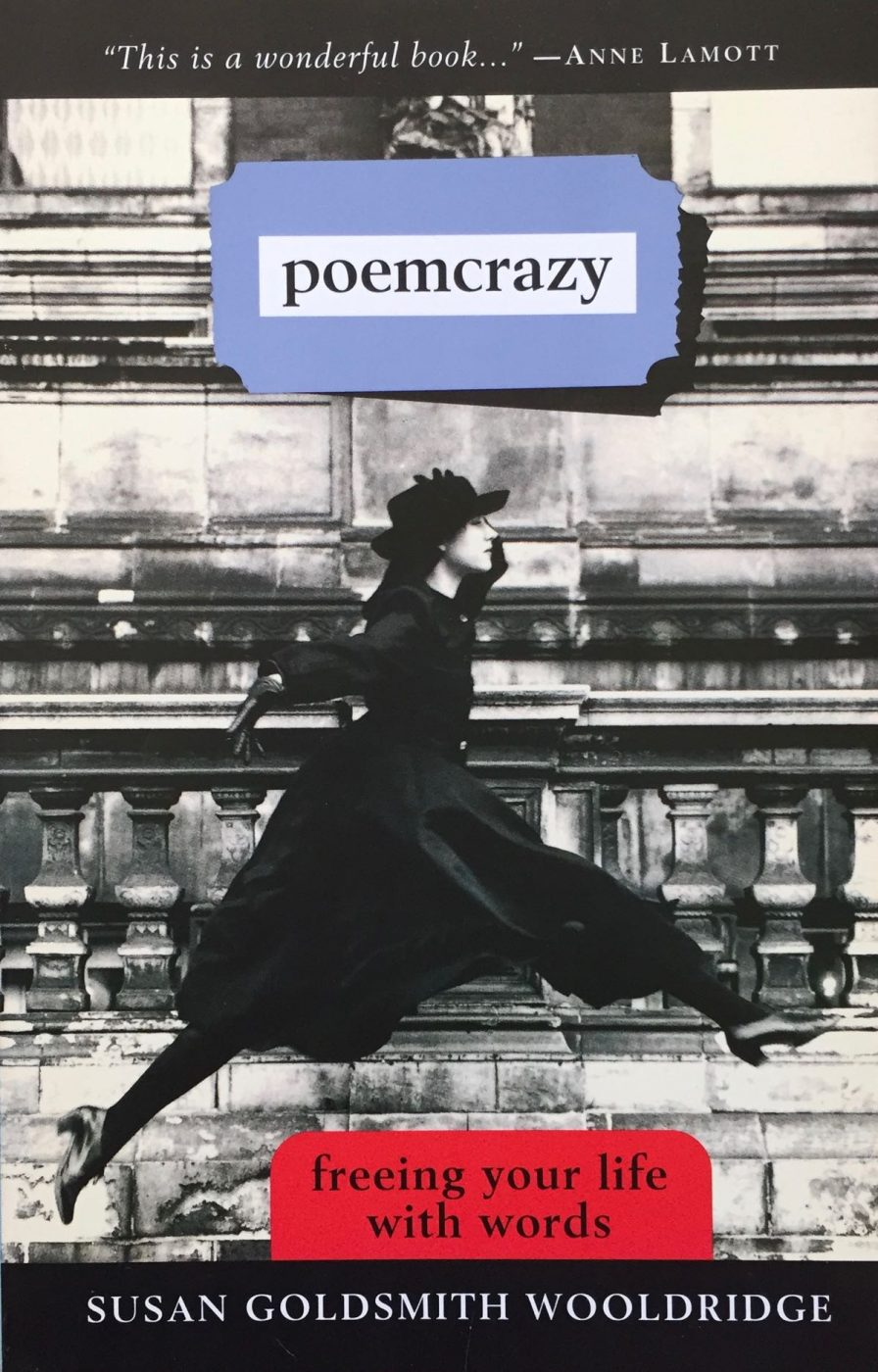 Poemcrazy By Susan Goldsmith Wooldridge