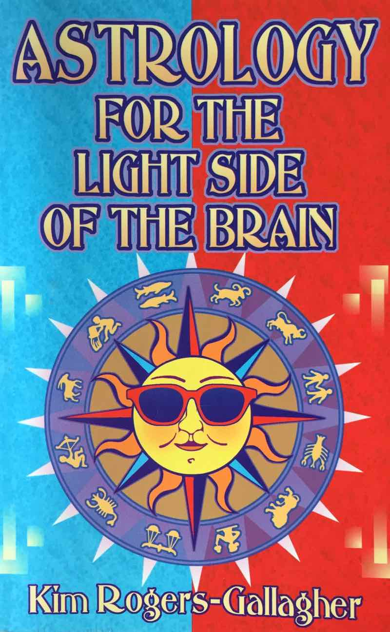 Astrology For The Light Side Of The Brain Book Cover