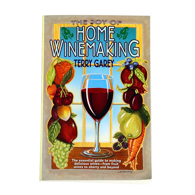The Joy Of Home Winemaking Book Cover