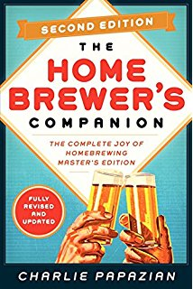 Homebrewer's Companion By Charles Papazian Book Cover