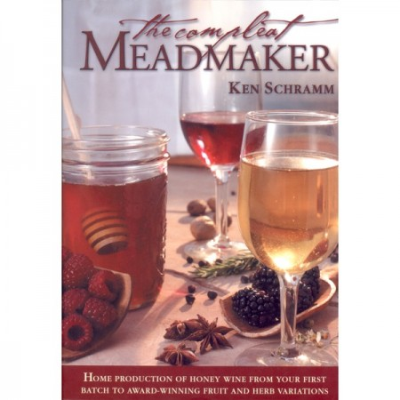 The Complete Meadmaker Book Cover