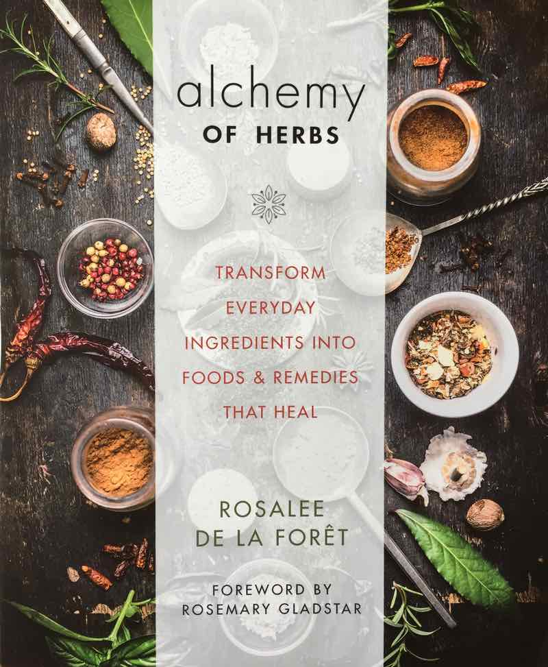 Alchemy Of Herbs Book Cover