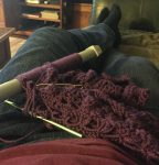 crocheted relaxation