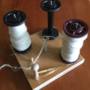 Tensioned Lazy Kate DIY Project Plans
