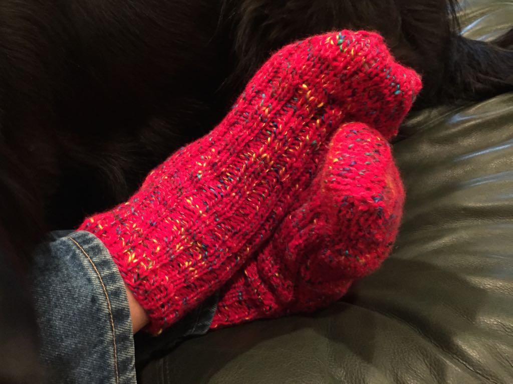 Hand Knit Socks, The Perfect Gift
