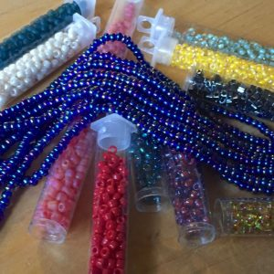 Add Beads To Your Yarn Arts For A Bit Of Bling