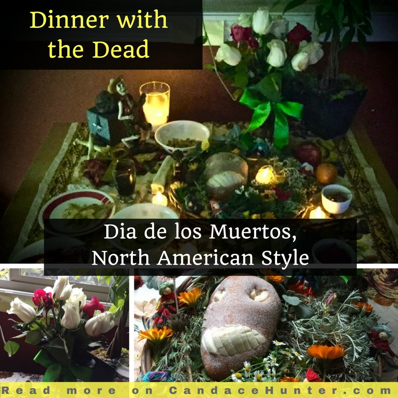 Dia De Los Muertos, North American Style: Dinner With The Dead