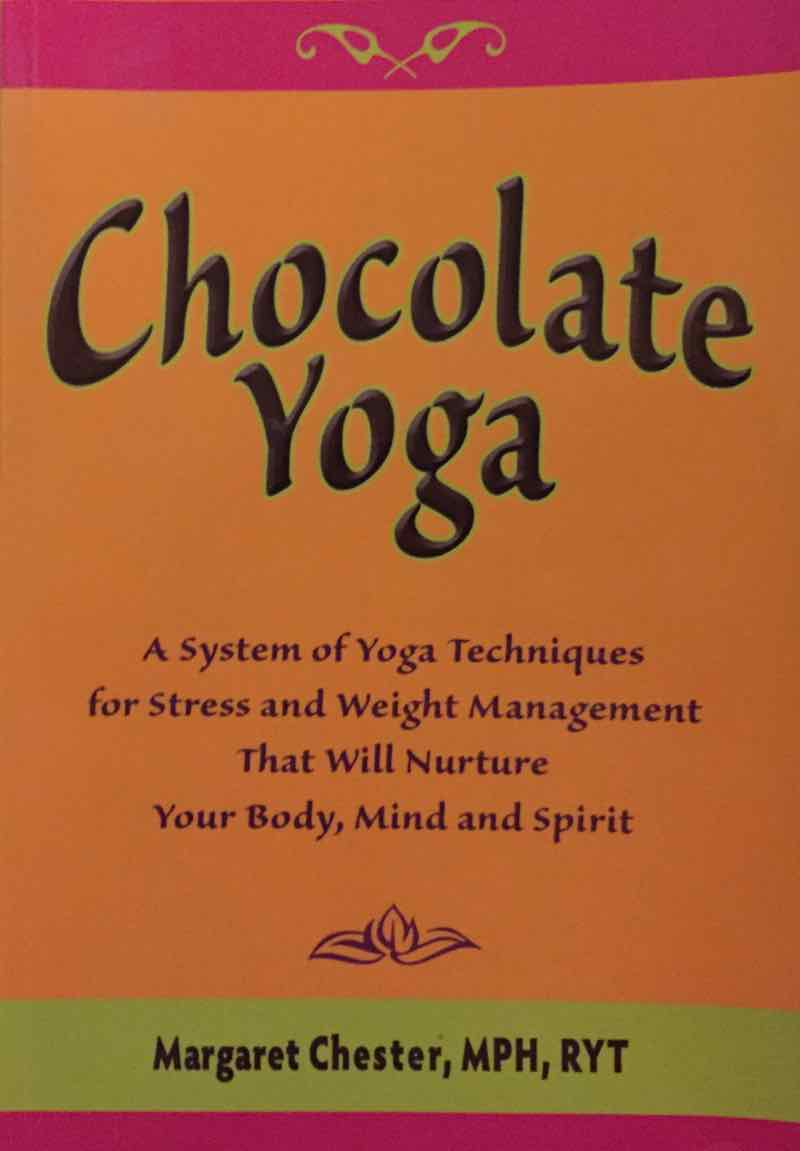 Chocolate Yoga Book Cover