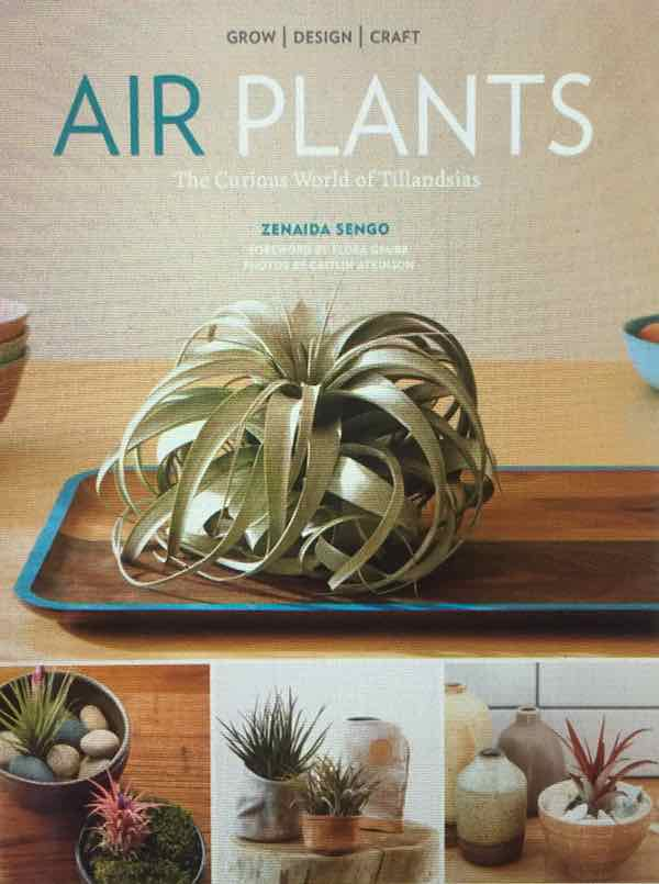 Tillandsia Care, Air Plants Book Cover